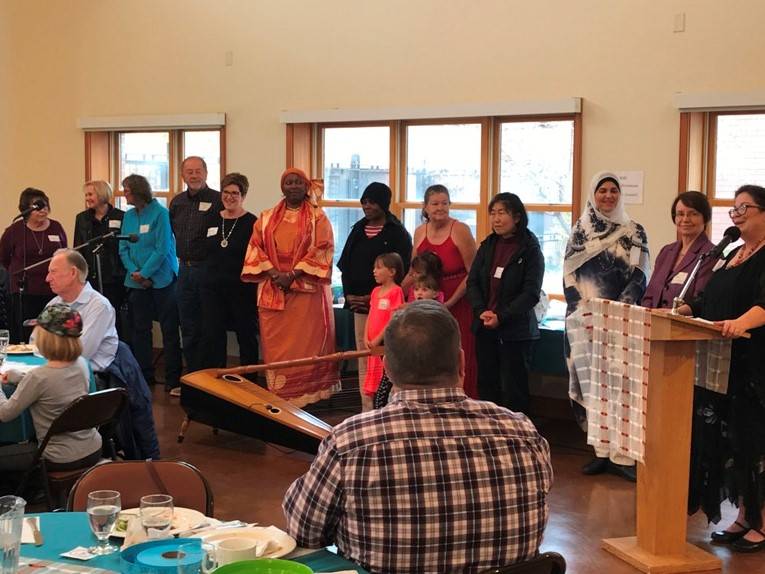 Ten Women Awarded Inter-Faith Joy In Service Awards